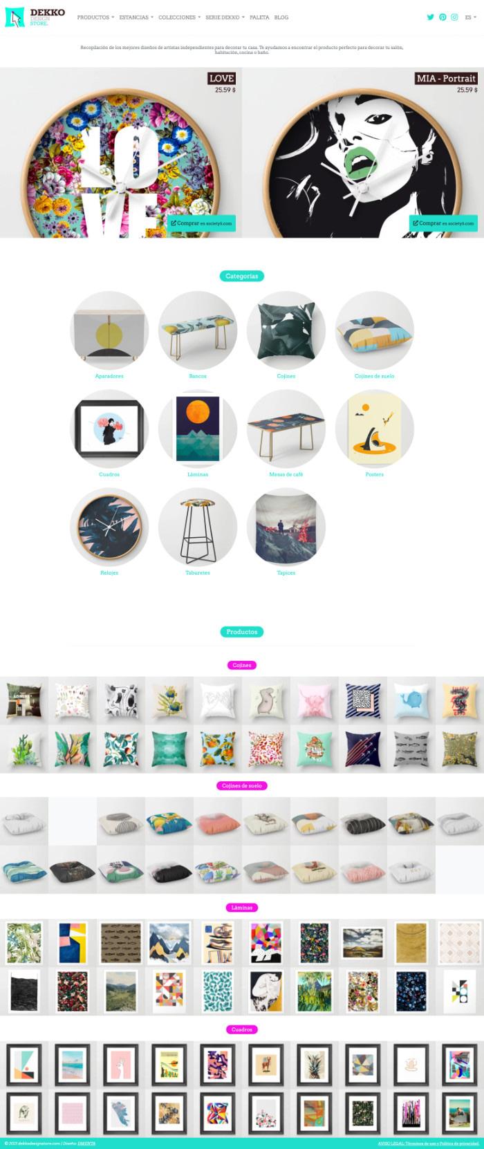DEKKO - Design Store