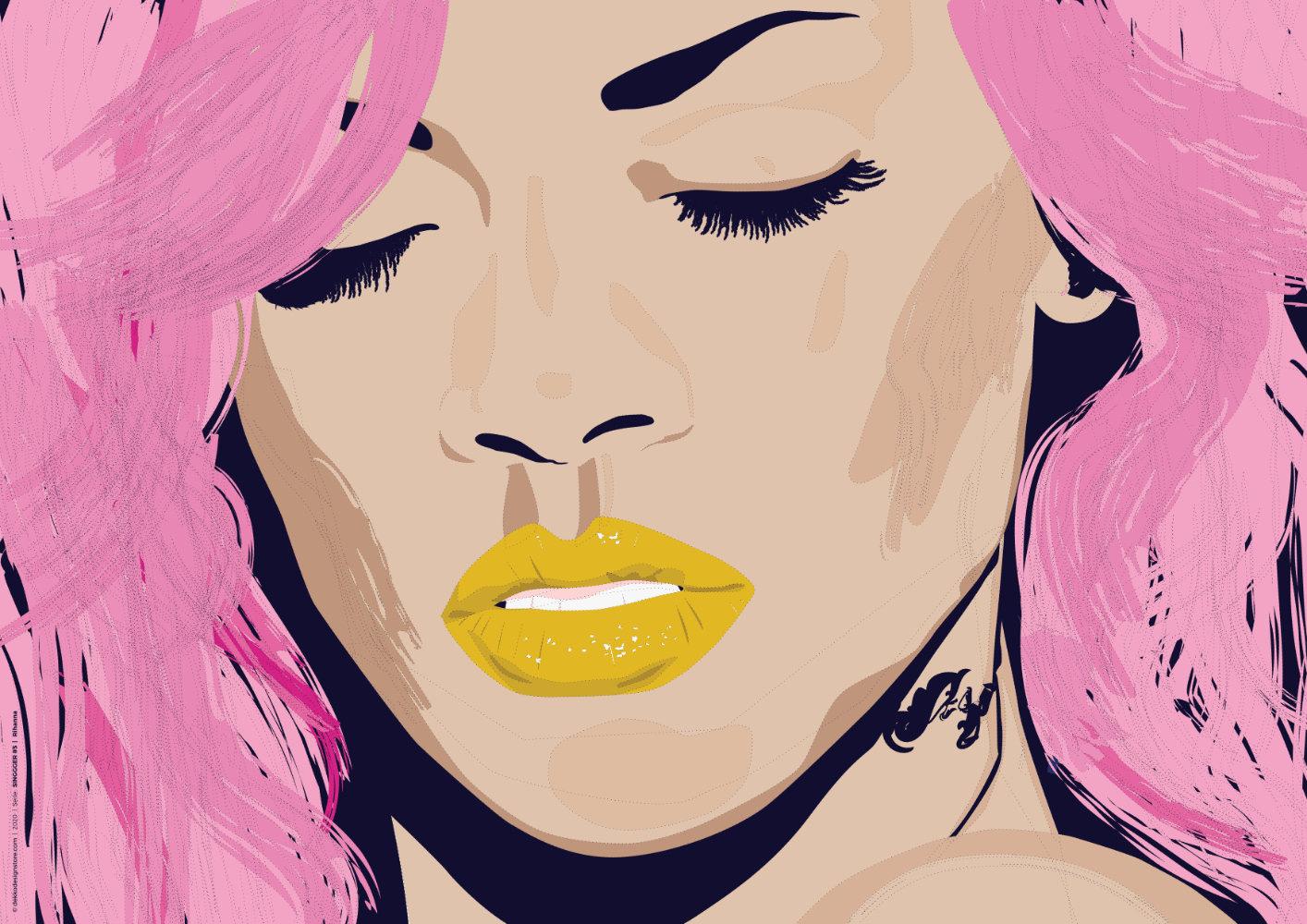 SINGGGER #5 | Rihanna